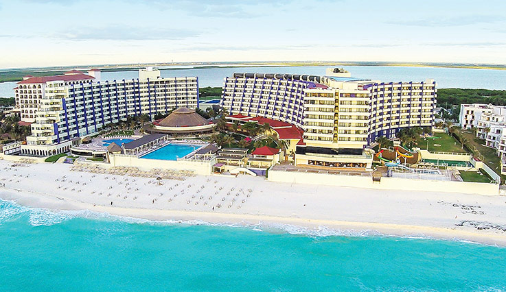 Crown Paradise Cancun