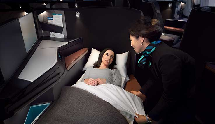 Pod in 787 Dreamliner