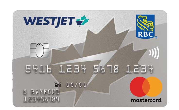 WestJet RBC® Mastercard‡ | WestJet official site