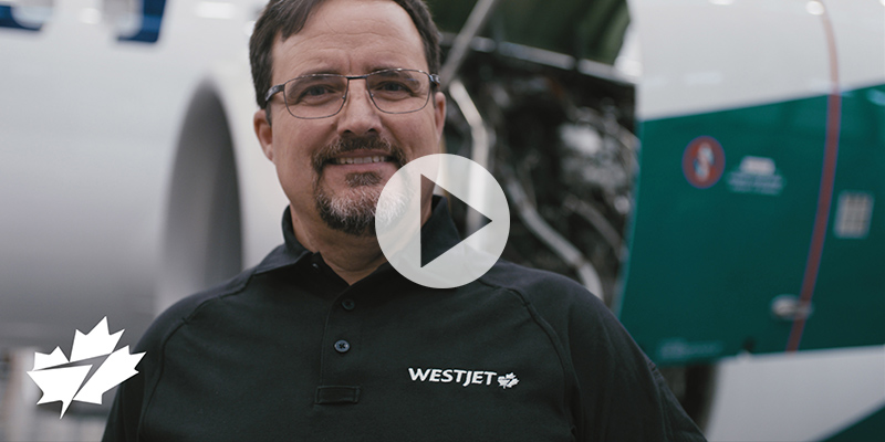 WestJet Airplane Mechanical Engineer