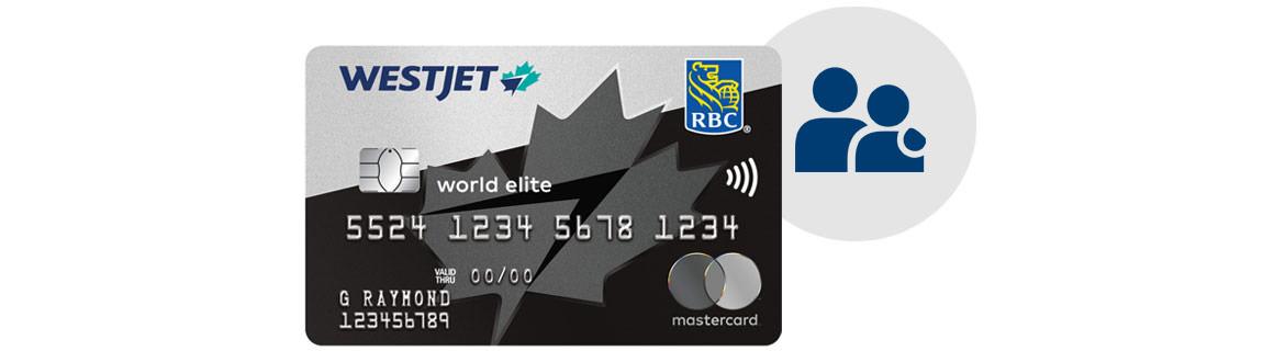 Annual World Elite round-trip companion voucher | WestJet
