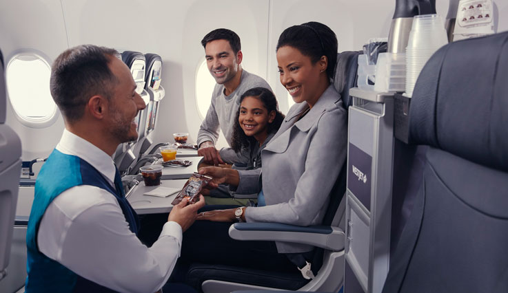 Get a job helping our inflight guests at WestJet.