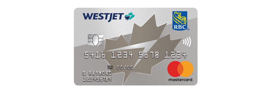 Image of the WestJet RBC® Mastercard‡