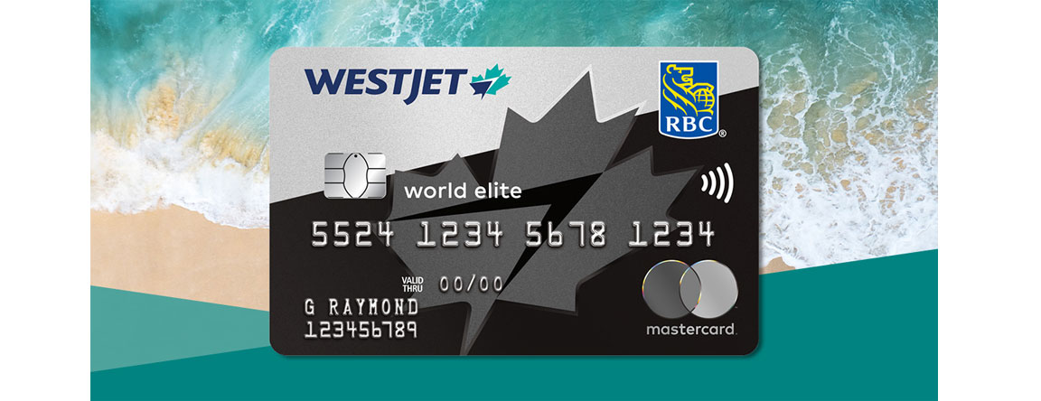 Image of WestJet RBC® World Elite Mastercard‡