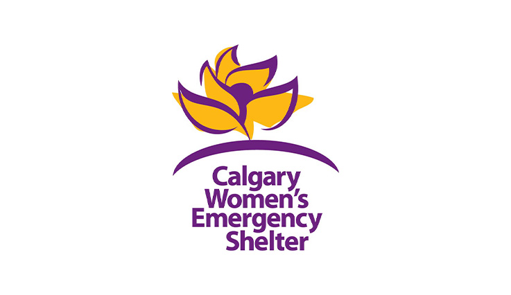 organization logo: Calgary Women's Emergency Shelter