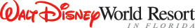 Logo: Walt Disney World Resort in Florida