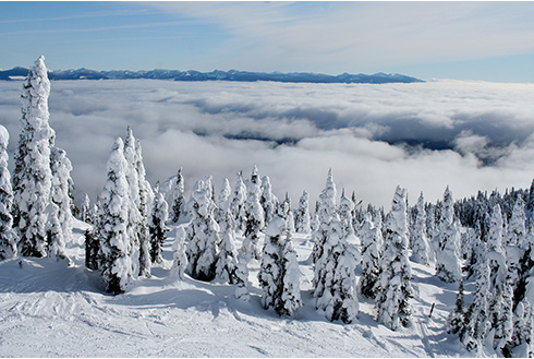 Showing slide 2 of 20 in image gallery, kelowna-british-columbia_above-the-clouds-winter