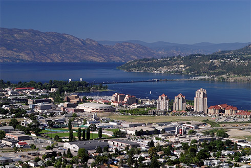 Showing slide 9 of 20 in image gallery, Kelowna