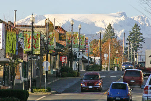 Showing slide 6 of 10 in image gallery, Comox