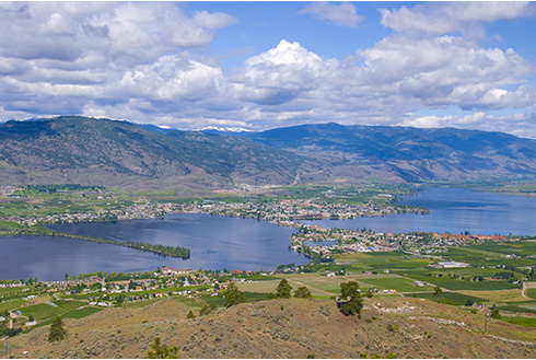 Showing slide 9 of 10 in image gallery, Penticton, BC