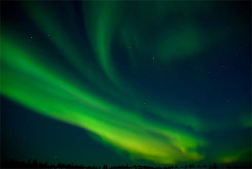Showing slide 28 of 28 in image gallery, Yellowknife