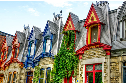 Showing slide 5 of 22 in image gallery, montreal-quebec_victorian-houses