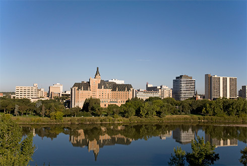 Showing slide 6 of 12 in image gallery for Saskatoon
