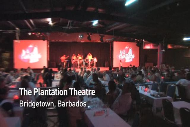 Showing slide 1 of 25 in image gallery, Bajan Roots & Rhythms, The Plantation Theatre