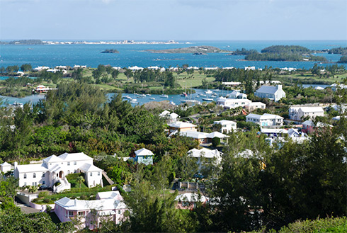 Showing slide 8 of 20 in image gallery, Bermuda