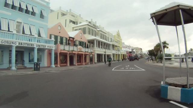 Showing slide 1 of 20 in image gallery, Adventures in Bermuda