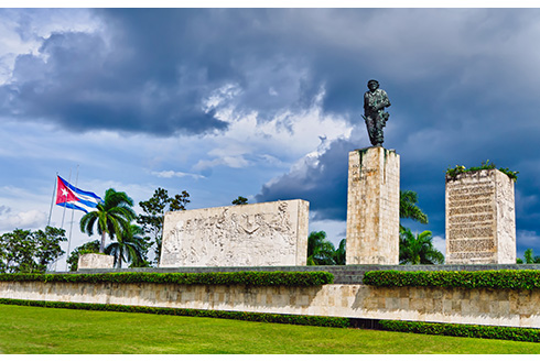 Showing slide 4 of 21 in image gallery, Santa Clara, Cuba Che Guevara Monument, Plaza de la Revolution