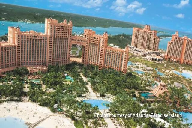 Showing slide 3 of 25 in image gallery, Atlantis, Paradise Island