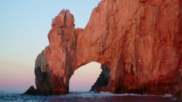 Showing slide 2 of 26 in image gallery, El Arco in Los Cabos, Mexico