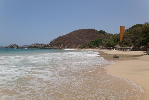 Showing slide 17 of 22 in image gallery, Ixtapa