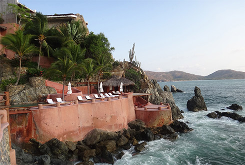 Showing slide 3 of 22 in image gallery, Ixtapa