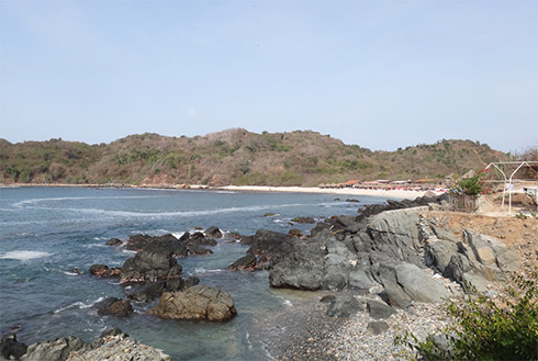 Showing slide 4 of 22 in image gallery, Ixtapa