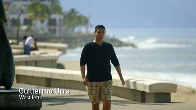 Showing slide 1 of 27 in image gallery, Puerto Vallarta's Malecon: The art of beach life.