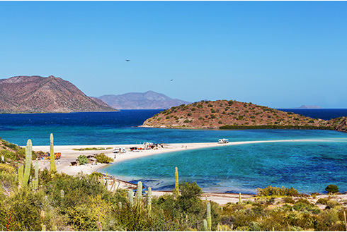 Showing slide 3 of 8 in image gallery, Loreto, Mexico