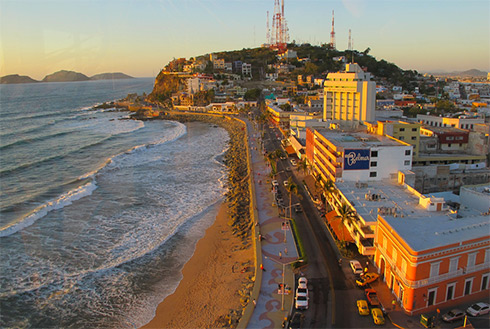 Showing slide 25 of 29 in image gallery, Mazatlan