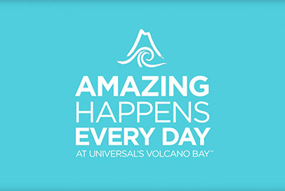 Showing slide 2 of 11 in image gallery, Universal's Volcano Bay