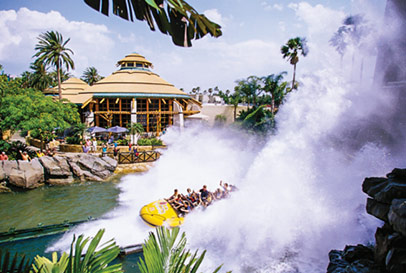 Showing slide 9 of 11 in image gallery, Jurassic Park River Adventure™ | Universal's Islands of Adventure™