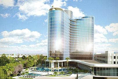 Showing slide 8 of 11 in image gallery, Universal's Aventura Hotel