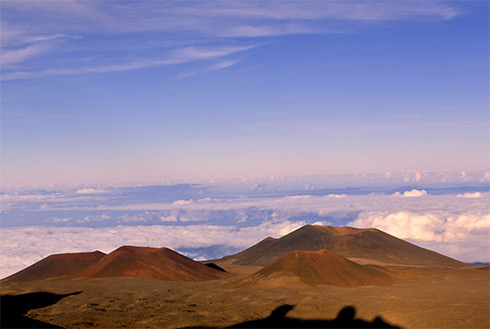 Showing slide 17 of 23 in image gallery, Mauna Kea volcano, Kona, Hawaii
