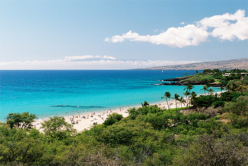 Showing slide 7 of 23 in image gallery, Hapuna Beach, Kona, Hawaii