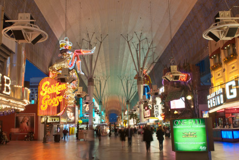 Showing slide 13 of 33 in image gallery, Las Vegas