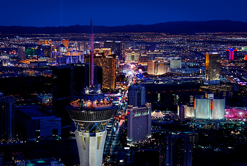 Showing slide 8 of 23 in image gallery for Las Vegas