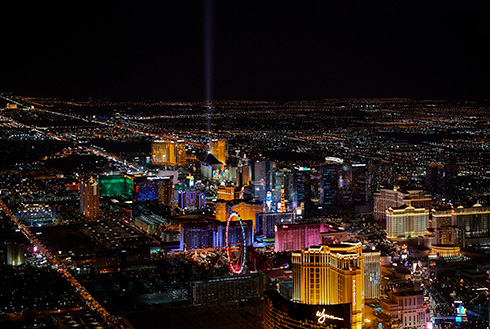 Showing slide 6 of 23 in image gallery for Las Vegas
