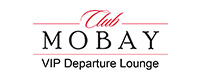 Logo for Club MoBay VIP Departure Lounge
