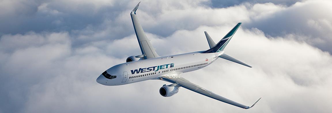 Boeing 737-600, 737-700, 737-800 - Our fleet | WestJet official site