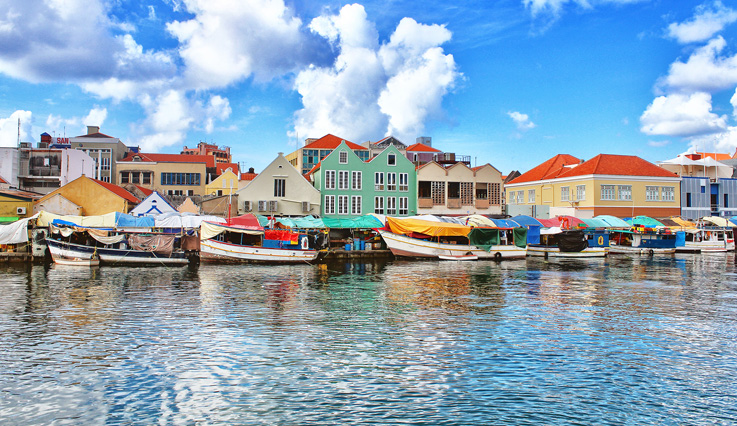 Flights from Abbotsford to Curaçao