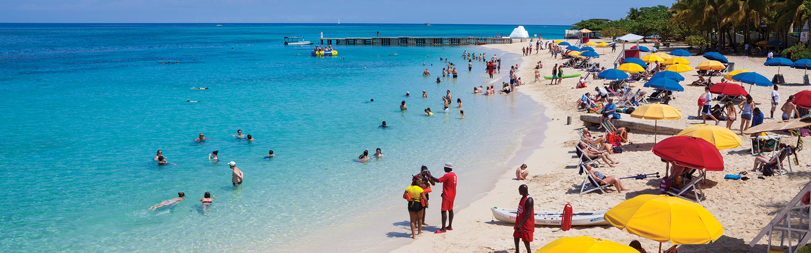 Flights from Toronto to Montego Bay