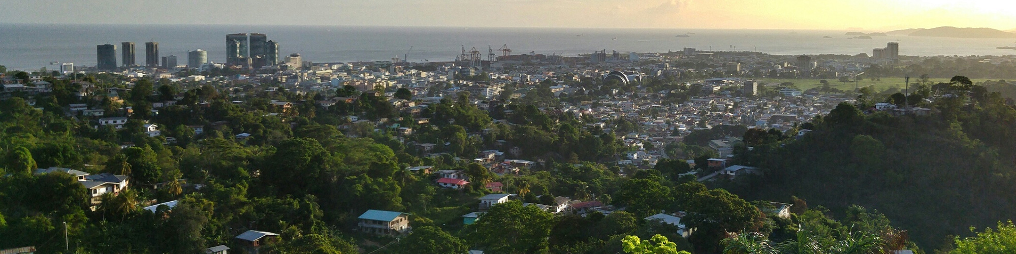 Flights from Prince George to Port of Spain