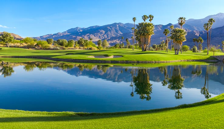 Flights from London to Palm Springs