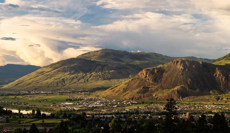 Flights to Kamloops