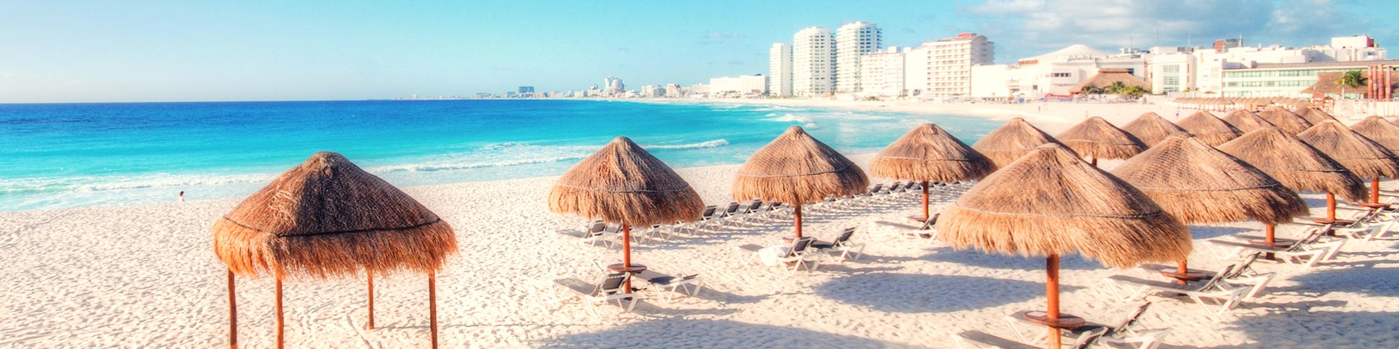 Flights from Victoria to Cancun