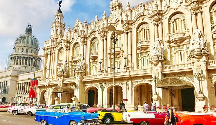 Cuba Westjet