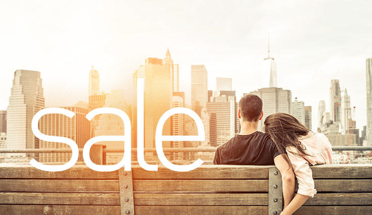 2-day sale. Save on flights to select destinations in Canada, the U.S., Mexico, the Caribbean and Europe.