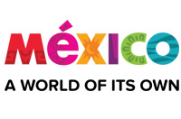 Mexico Tourism a world of its own logo