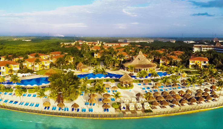 Ocean Maya Royale Room Service