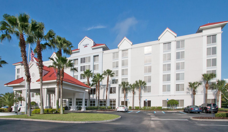 springhill suites orlando kissimmee exterior